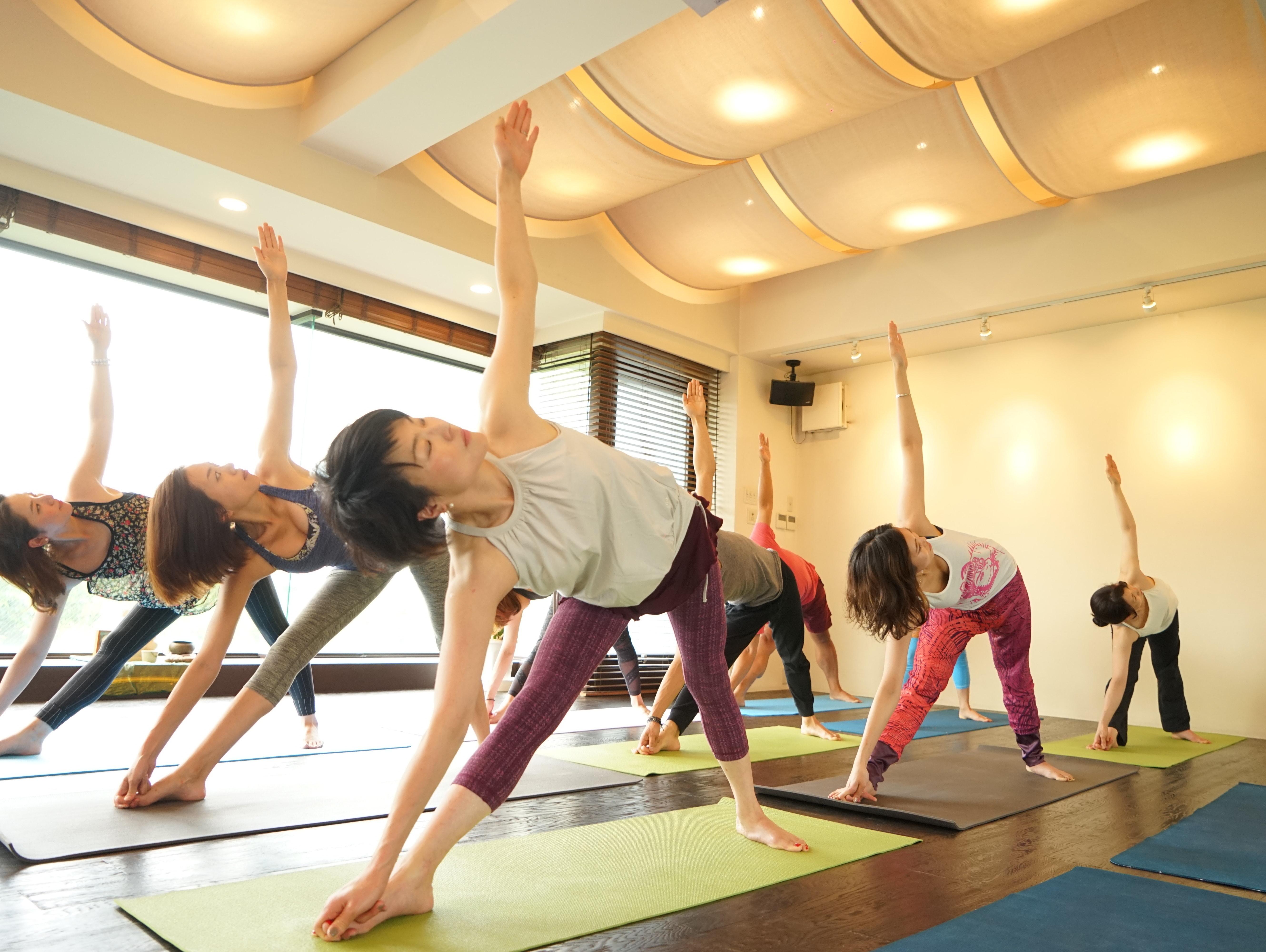 MySOUL8 Yoga Schoolの画像